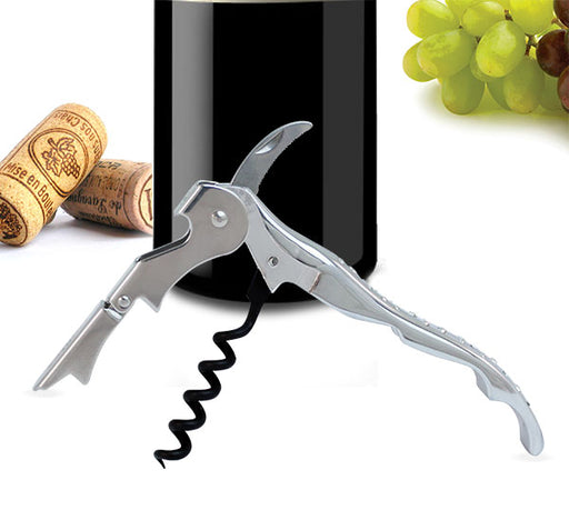 Pulltex® Pulltap Evolution Deluxe Crystal Corkscrew