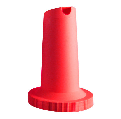 EZ Juice Pourers - Neck Only - Red