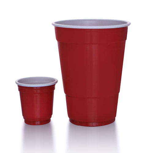 Red Plastic Cup Comparision