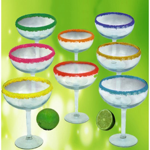 Cocktail Crystals™ - Colored Margarita Salts / Flavored Rimming Sugars