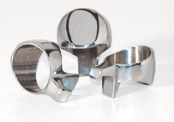 Smooth Chrome Ring Bottle Opener