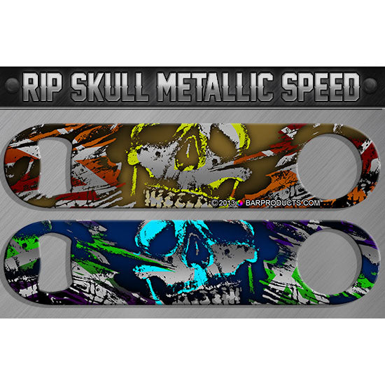 "RIP Skull - ""Metallic"" Kolorcoat™ Speed Opener"