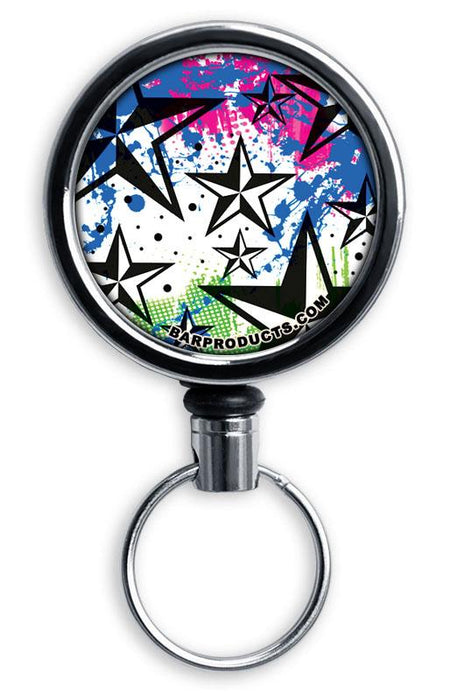 Retractable Reels for Bottle Openers – Blue Rock Star