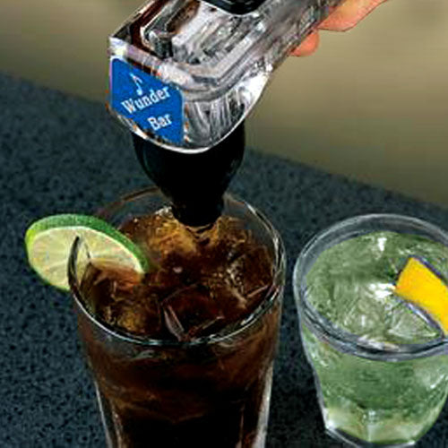Fast Flow Postmix Drink Dispenser Gun-1 Button-2 Button