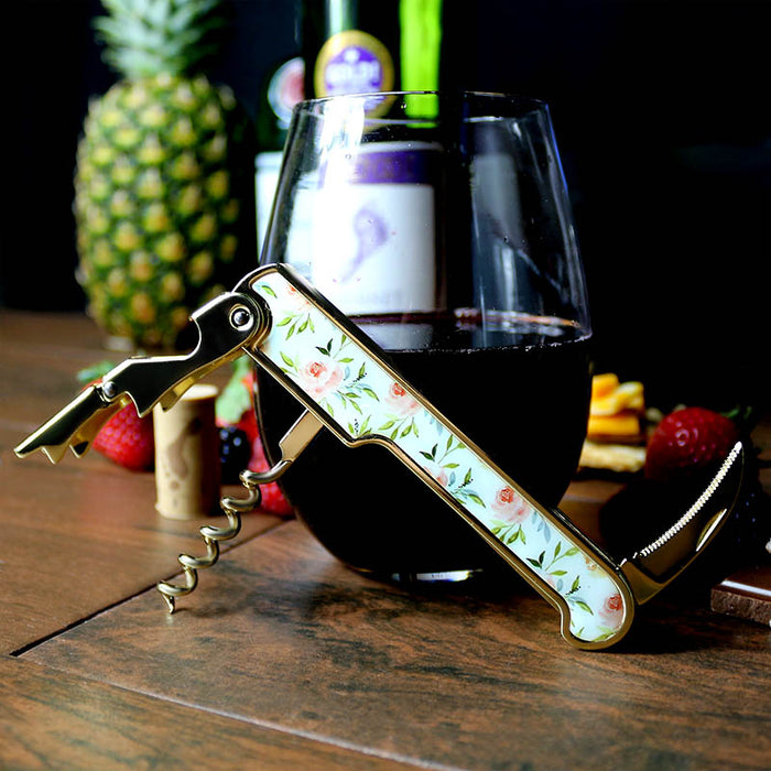 Rose Corkscrew - Double Hinged