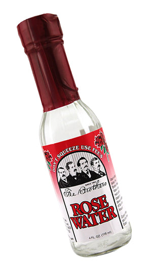 Fee Brothers - Rose Water - 4 ounce Bottle