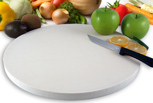 Cutting Boards - Synthetic Rubber - Round