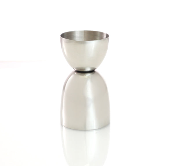 BarConic® Stainless Steel Rounded Jigger- 35ml/50ml