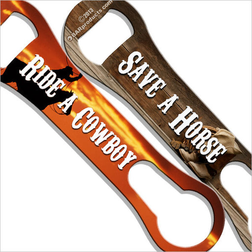 Save a Horse V-Rod® Bottle Opener
