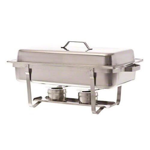 Double Burner Chafer