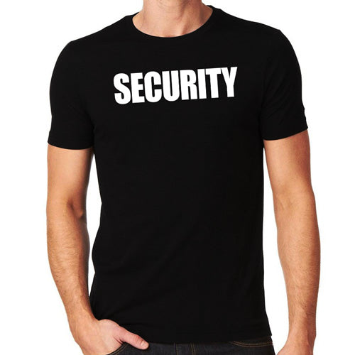 Security T-Shirt - Front