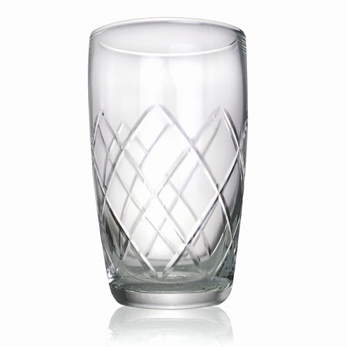 Diamond Pattern Glass