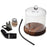 Crafthouse Smoking Cloche with Handheld Smoker