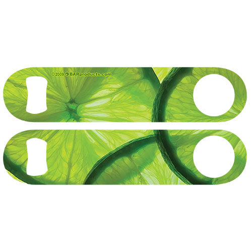 Lime Speed Bottle Opener