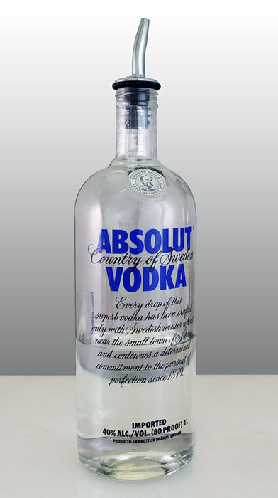 Precision Pours – 3 Ball Measured Pourers - IN ABSOLUT BOTTLE