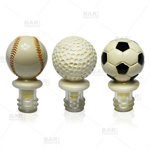 Sport Wine Stoppers