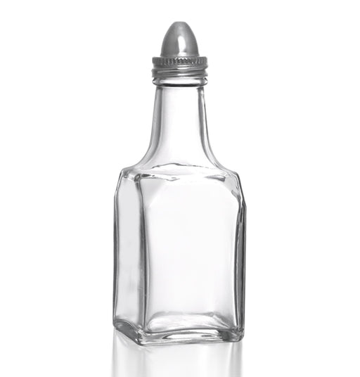 Square Oil and Vinegar Cruet