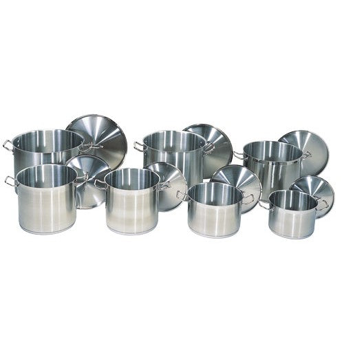Stainless Steel Cookware and Pots