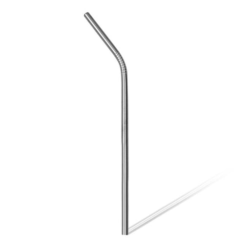 BarConic® Stainless Steel Curved Straw