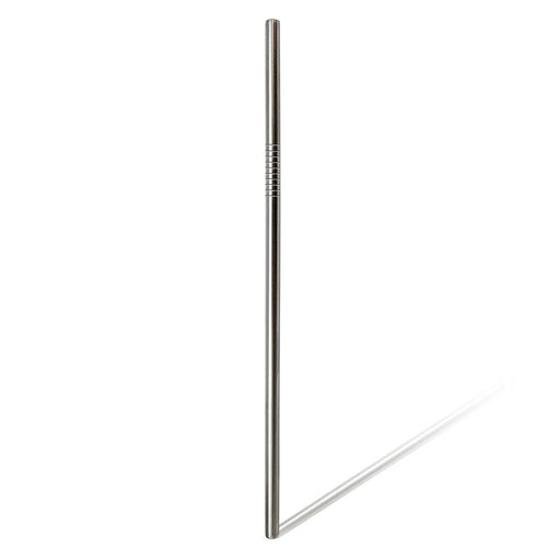 BarConic® Stainless Steel Straw - 8.5""