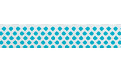 Numbered Wristbands - Blue Dots