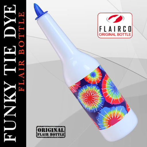 Kolorcoat™ Flair Bottle - Tie Dye Design - 750ml