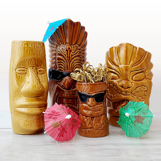 Tiki Drinkware Package 1