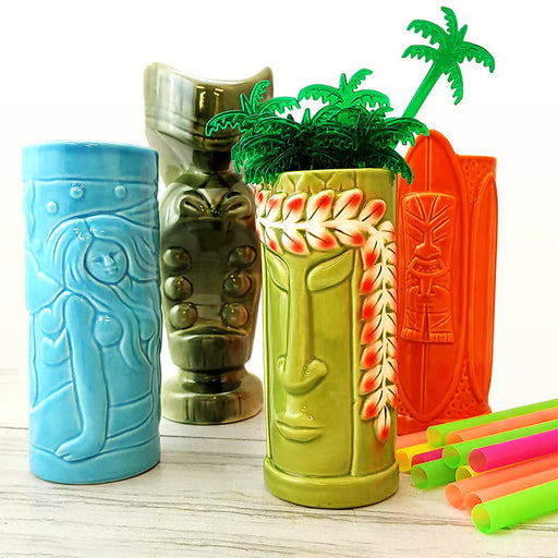 Tiki Drinkware Package 2