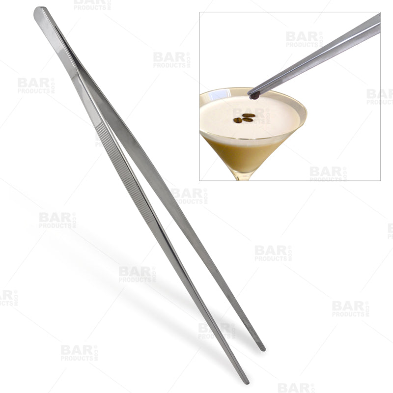 BarConic® Long Plating Tongs - 12in