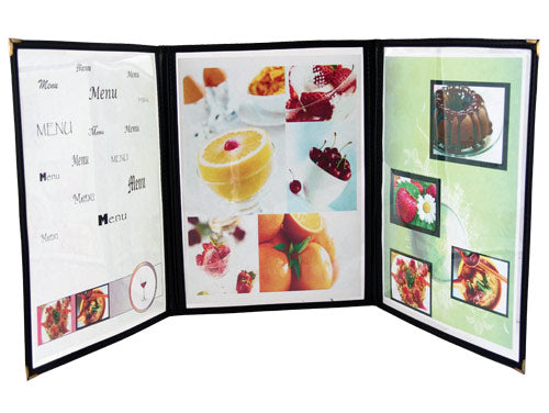 Menu Covers - Panel Options
