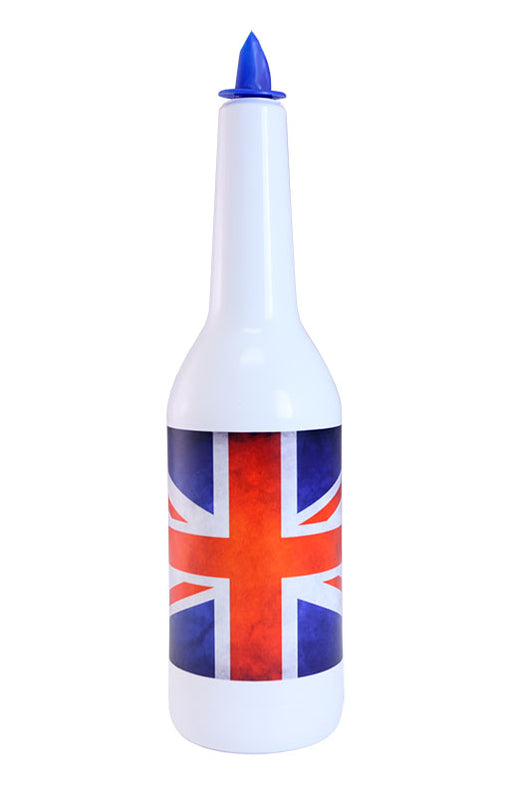 Kolorcoat™ Flair Bottle - United Kingdom Flag Design - 750ml