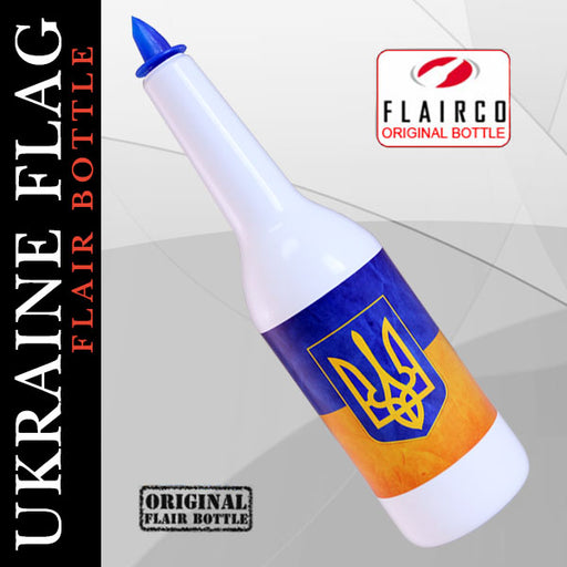 Kolorcoat™ Flair Bottle - Ukraine Flag Design - 750ml