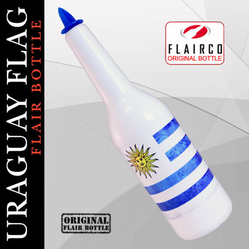 Kolorcoat™ Flair Bottle - Uruguay Flag Design - 750ml