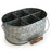 Galvanized Table Caddy - Oval