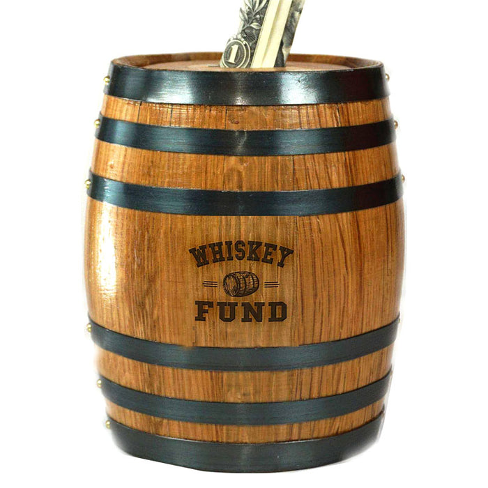 Whiskey Fund Barrel Bank