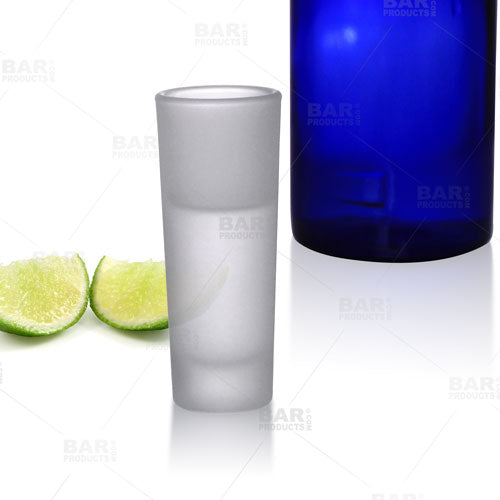BarConic® Glassware Frosted Shooter Glass – 2 oz.