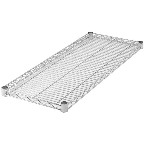 "Chrome Plated Wire Shelves 14"" Depth (Various Sizes)"