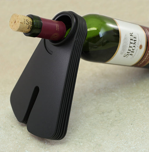 The Wine Fan™ bottle stand