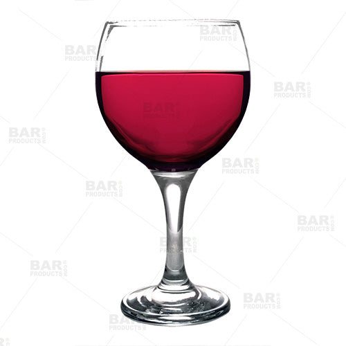 BarConic® 22 oz Tall Round Wine Glass (Case of 12)