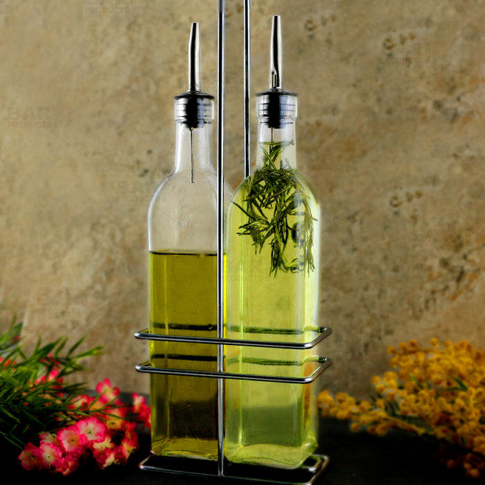BarConic® Wire Rack for 16oz Square Glass Bottles