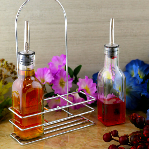 BarConic® Wire Rack for 6oz Square Glass Bottles