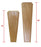 Custom Oak Wood Beer Tap Handles - Flared Shape - Initial Homebrew Company - COMPARE