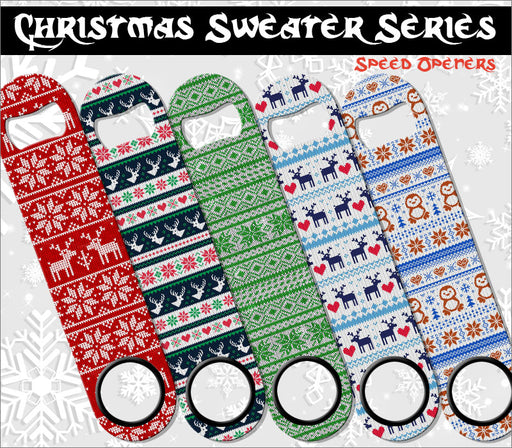 Kolorcoat® Speed Openers – Christmas Sweater Series