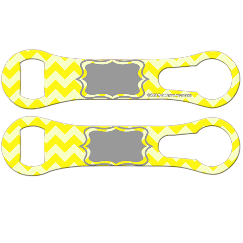 Kolorcoat™ V-Rod® Opener - Yellow Chevron