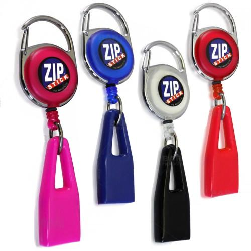 Zip Stick® - Lip Balm Attachment - Assorted Colors