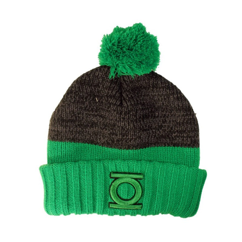 Official DC comics Green lantern pom beanie