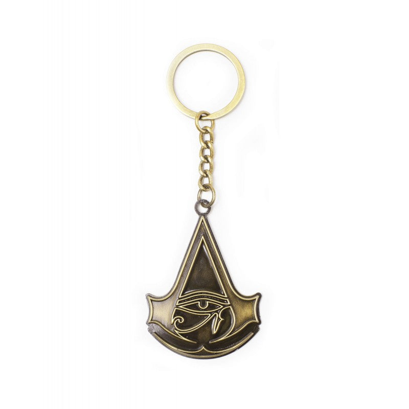 Assassin's creed origin - symbol metal keyring