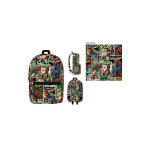Marvel comics - the amazing Spider-man comic cover backpack