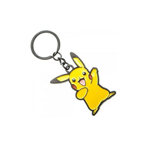Official Pokemon Pikachu metal keyring