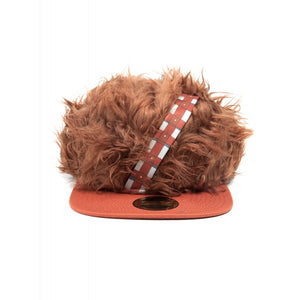 Official Star wars Chewbacca furry costume styled snapback cap